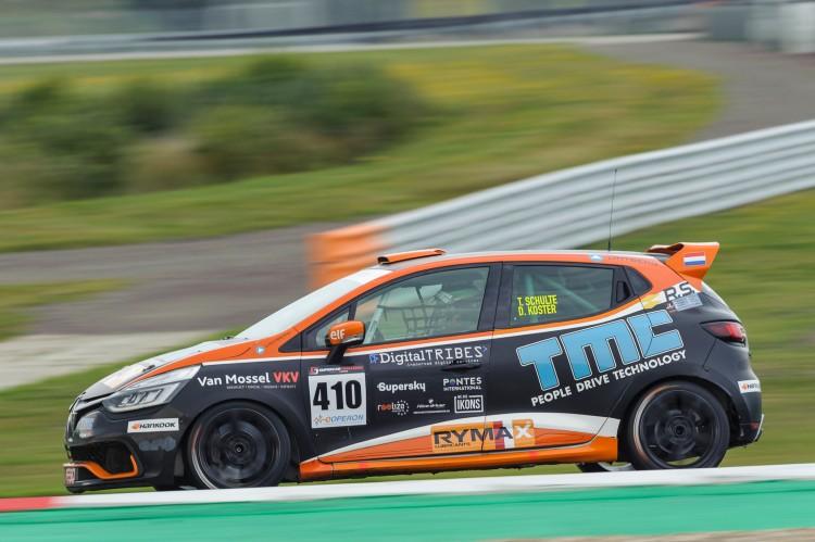TMC Racing: Tim Schulte groeide van race tot race